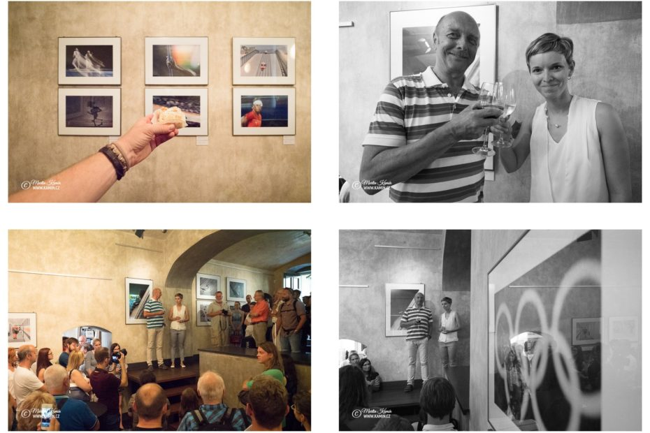 """Výstava v Nikon Gallery: Barbora Reichová """"Prvních deset"""""""