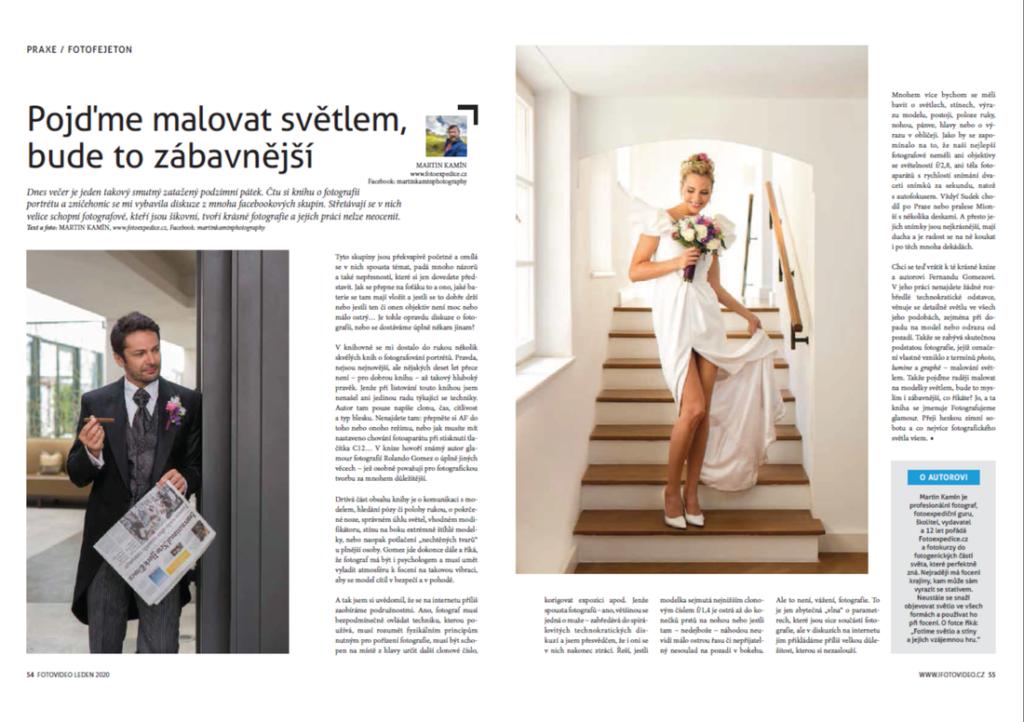 Svatební fotograf Martin Kamín