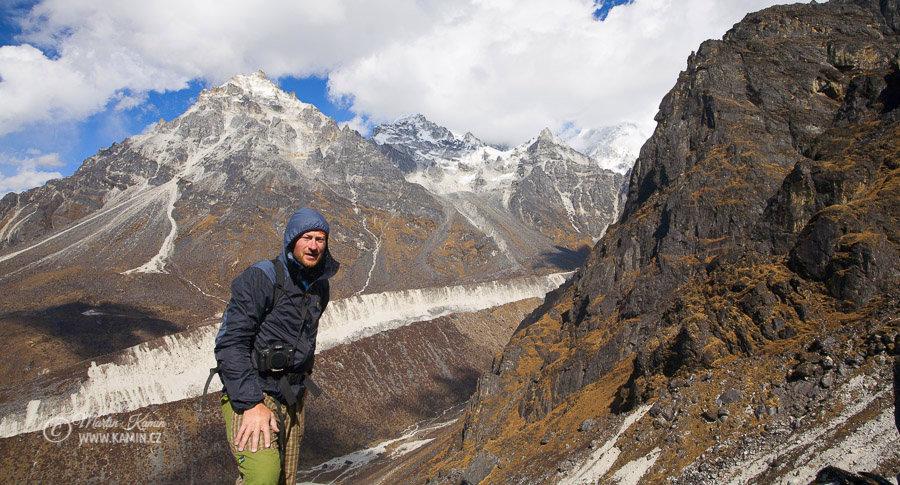 Fotograf Martin Kamín na Fotoexpedici Himaláj